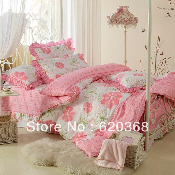 Aliexpress.com : Buy 100% COTTON Unmatched Beauty Design 4pcs Bedding Sets Bed  Sheets
