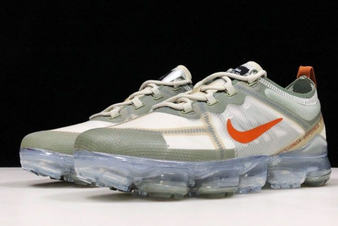 """d711df2512ab7 Nike Air VaporMax 2019 """"Light Olive"""" Men s Shoes AR6631-300 in 2019 ..."""