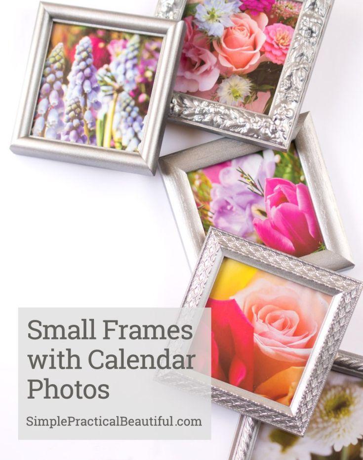 Dollhouse Photography Calendar : Best miniature frames images on pinterest