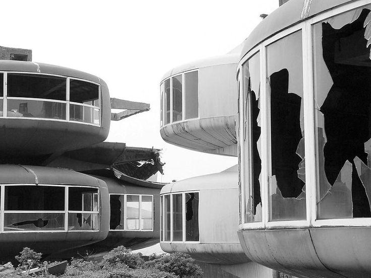 San-zhi pods, Taiwan, 1978 (already demolished)
