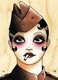 dibujos de Angelique Houtkamp.