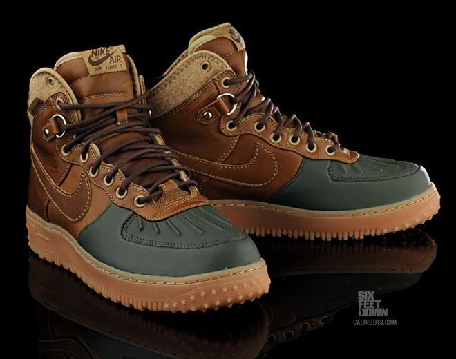 0e6b29447691 Nike Air Force 1 Duckboot (444745 201) - Caliroots.com