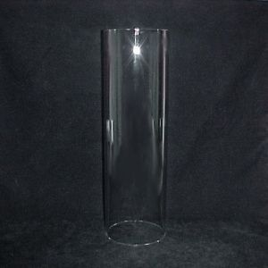 Clear Glass 4 5 16 Quot W X 11 Quot H Cylinder Tube With 2 6 Mm