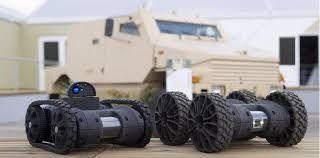 Resultado de imagen para drones militares terrestres