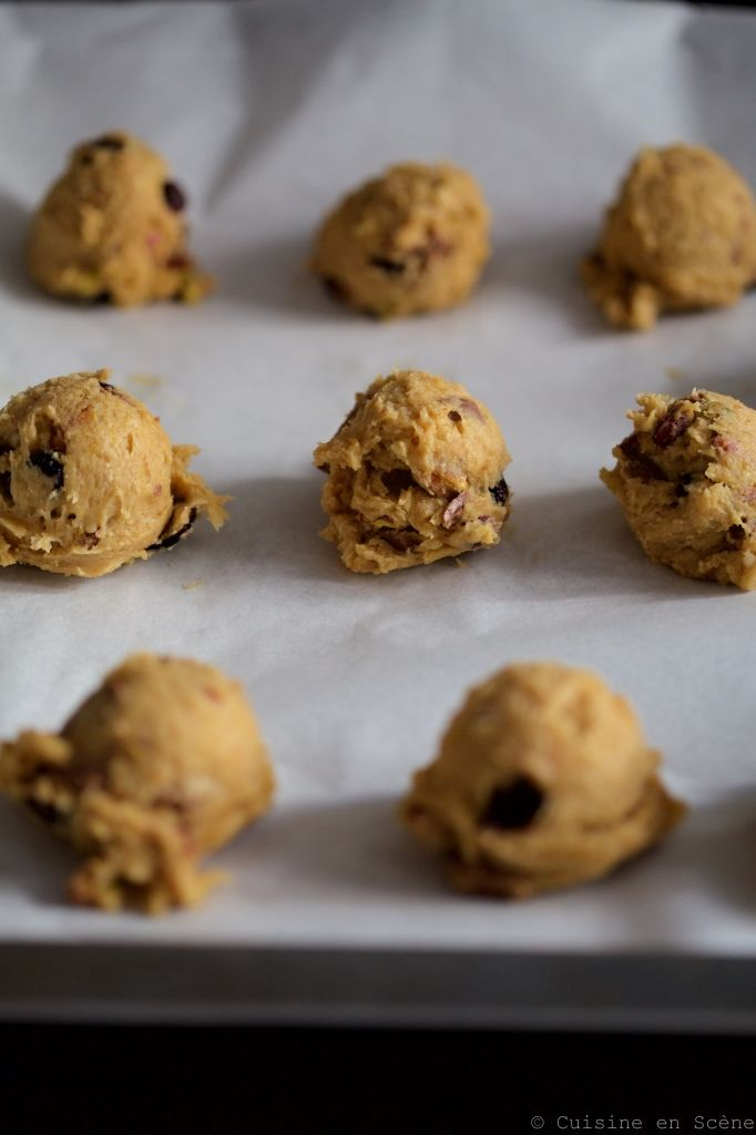 Cookies marrons 2