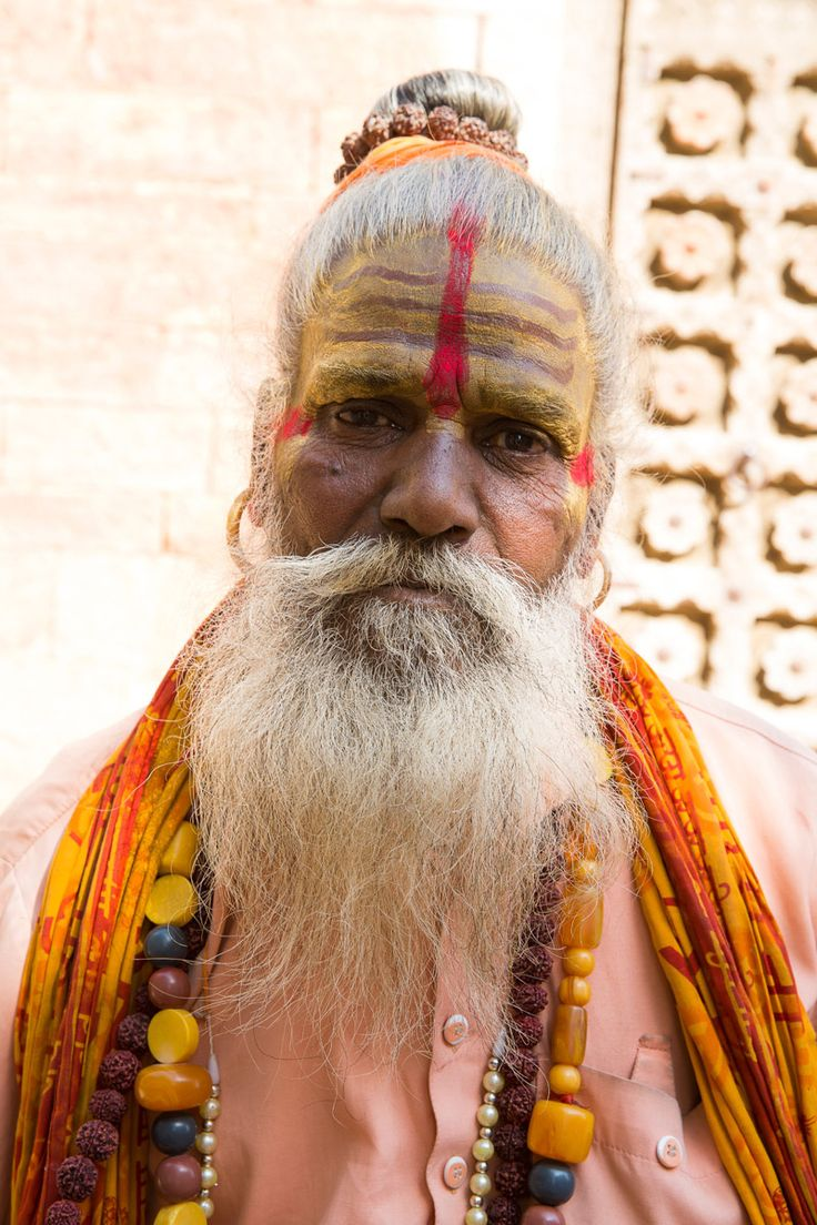 Sadhu, o renunciante - Rajastán, un viaje en el tiempo
