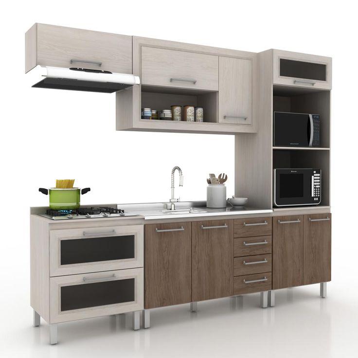 Gostou desta Cozinha Paris Nice Faccino/Delicato - Novo Tempo, confira em: https://www.panoramamoveis.com.br/cozinha-paris-nice-faccino-delicato-novo-tempo-5747.html