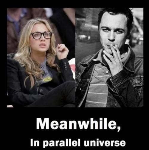 loveLaugh, Stuff, Sheldon, Big Bang Theory, Big Bangs Theory, Pennies, Funny, Parallel Universe, Jim Parsons