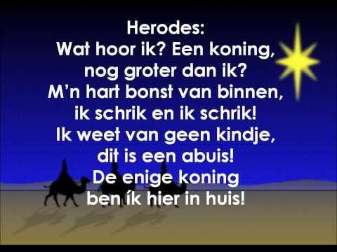 ▶ 3 dag koning Herodes - YouTube