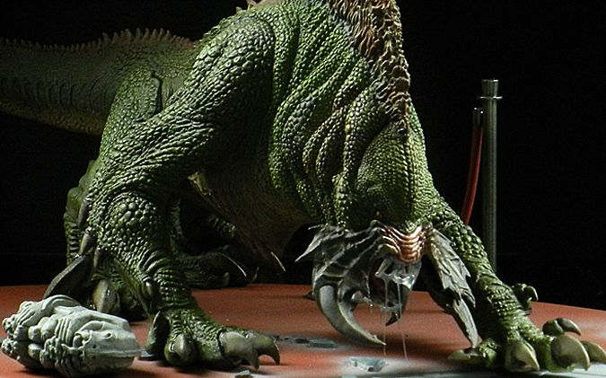 1/12 Kothoga Creature from Pegasus Models