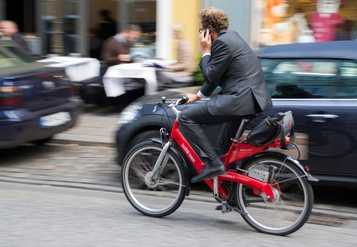 Cycling to work can save you up to $10K a year. That's an insane amount of money saved by just changing one thing and you also get to lessen your time spent at the gym. You might reconsider how often you drive your car if you knew how expensive it is.