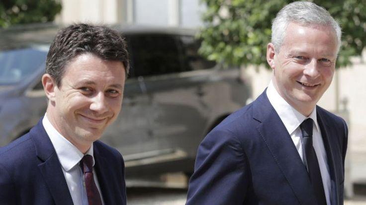 """Économie: Bruno Le Maire veut prendre """"immédiatement"""" des """"décisions difficiles"""" - SFR News                                LES DECISIONS DIFFICILES SONT POUR QUI ?"""
