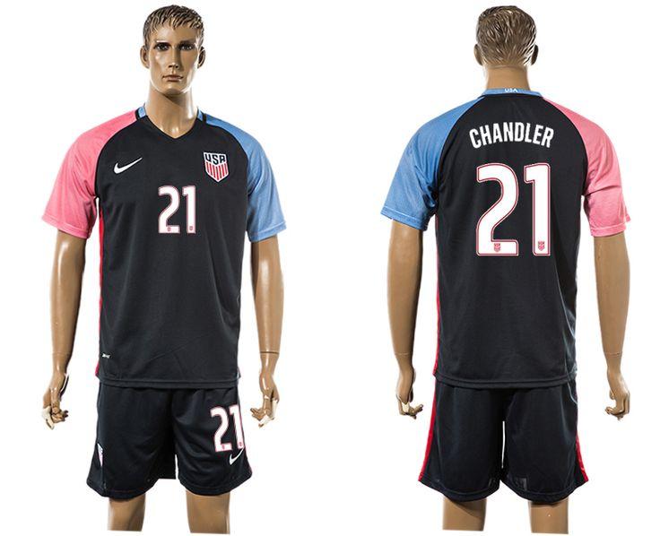 9b01f951603 ... 2016-2017 USA National Soccer Kits 99 2016 Copa America USA 19 ZUSI ...