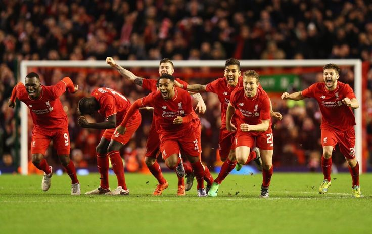 Oh what a feeling....#LFC!