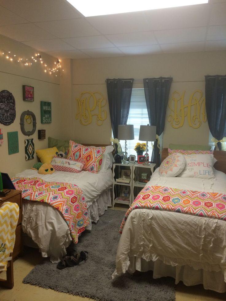 Collins Dorm Room Baylor
