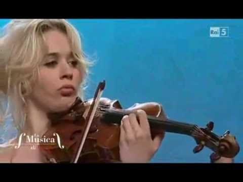 Anna Tifu spielt Mendelssohn: Violinkonzert e-Moll op 64 (Sergio Alapont...