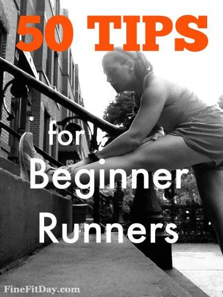 The ultimate running tips guide - 50 Running Tips for Beginners. Started running and feeling overwhelmed? Check out these tips for beginner runners, whether you're doing a couch to 5K, or half marathon training. Experienced runners and anyone coming back from a break can also benefit from these running tips and tricks.