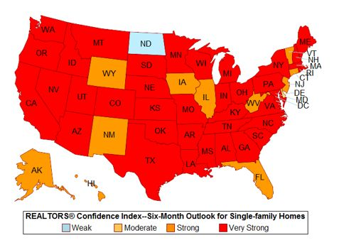 """Expect """"Strong"""" Housing Market Conditions Over the Next Six Months http://economistsoutlook.blogs.realtor.org/2017/03/31/realtors-expect-strong-housing-market-conditions-over-the-next-six-months/#sf67016836 #realestate"""