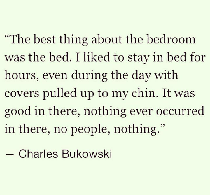 #charlesbukowski #great #qoutes #bed #love #lonely #sad #loneliness #silence #qoute by lawliet12495 Get much more Bukowski at www.BukowskiGivesMeLife.com