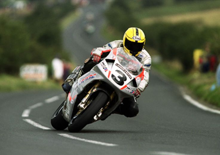 Joey Dunlop, the great road racer