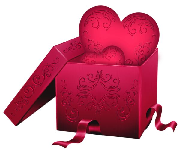 132 best gift boxes images on pinterest gift boxes wine gift transparent gift box with heart png clipart negle Gallery