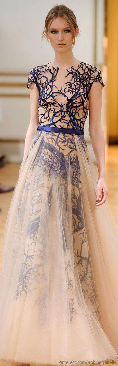 Zuhair Murad Haute Couture   F/W 2013 jaglady