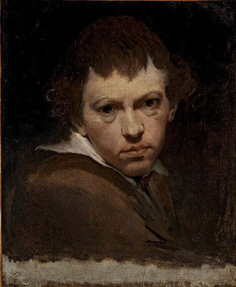 James Barry, 1741-1806. Self-Portrait, 1777 | Victoria and Albert Museum