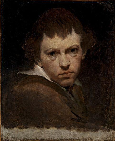 James Barry, 1741-1806. Self-Portrait, 1777 | Victoria and Albert Museum