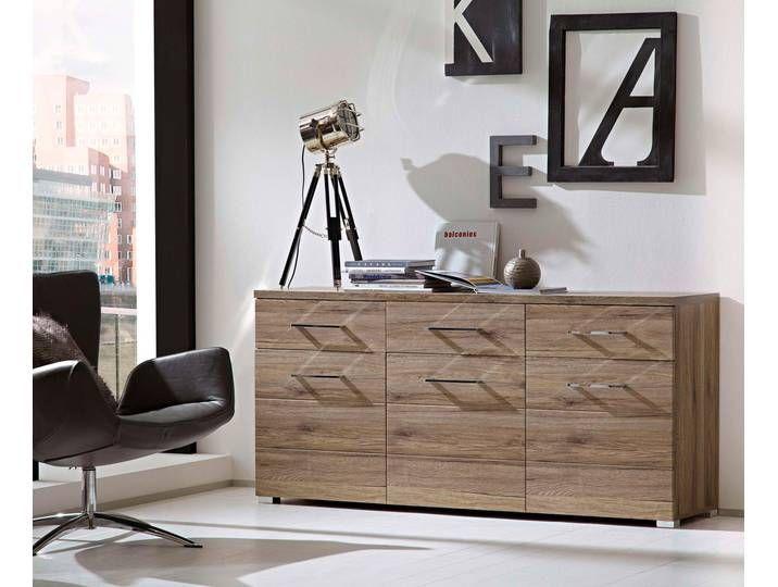 Kommode Sideboard Deal Esszimmer San Remo Eiche Dunkel Beleuchtung Sof Dresser As Nightstand Home Decor Furniture