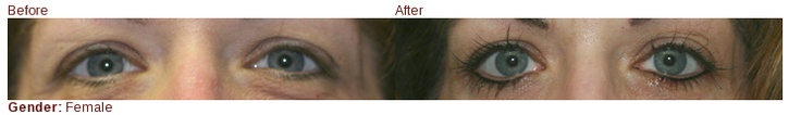 Loves them! Looks amazing. These are semipermanent eyelash extensions. What a big difference our eyelash extensions have made.For this Visit us at http://www.maisondeleumas.com