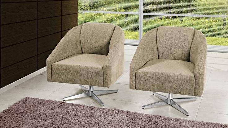 poltronas giratorias: Reading Chairs, Poltrona Giratoria