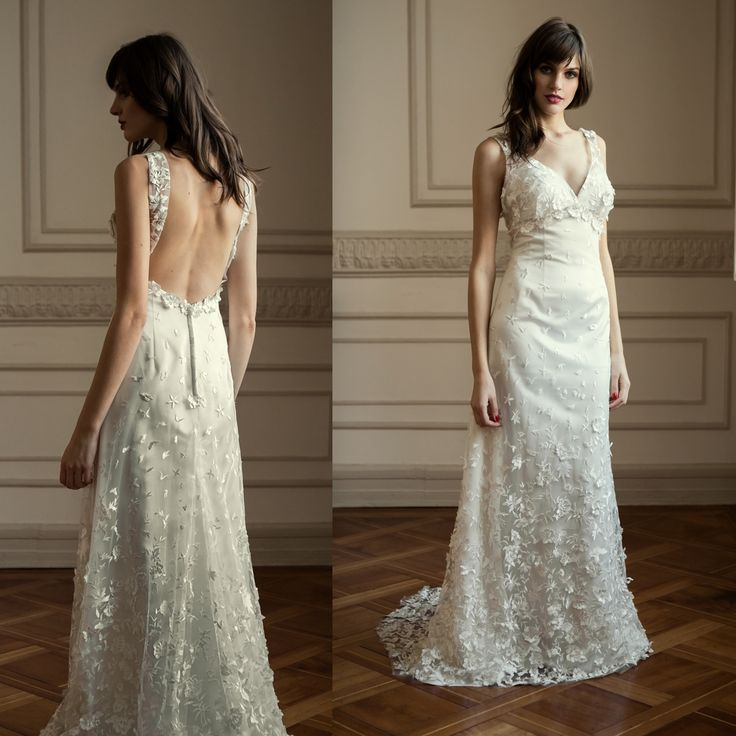 Vestido de novia trompeta · Trumpet wedding dress