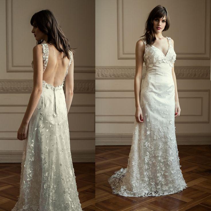 Vestido de novia trompeta · Trumpet wedding dress