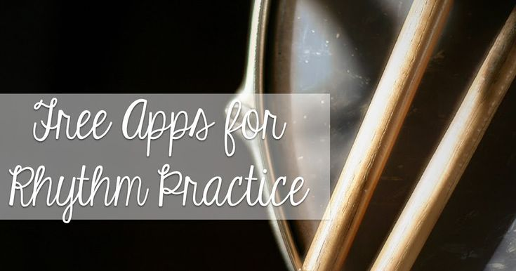 During my search for the best free apps for rhythm practice, I came up short handed. Even though there are tons of rhythm apps availabl...
