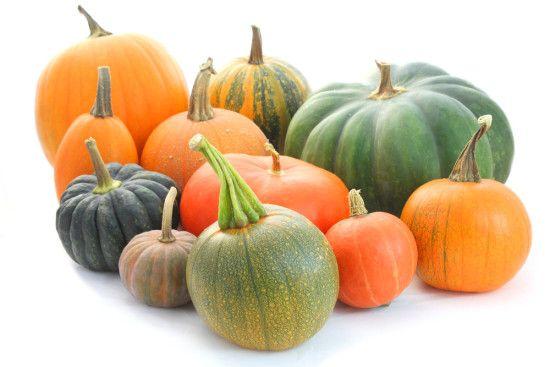 heirloom pumpkin varieties