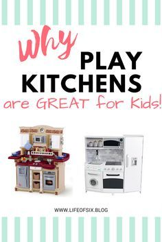 Play Kitchen Benefits for Kids | Best Play Kitchens & Accessories | Best Toys For Kids