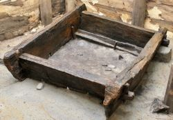 World's Oldest Wood Architecture Revealed -- The oak timbers preserved in a waterlogged enviornment date to 5469-5098 B.C.  The Neolithic people were the first farmers and carpenters.
