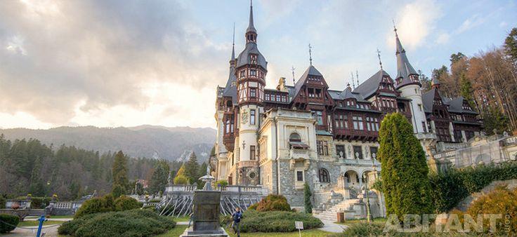 Королевский замок Пелеш