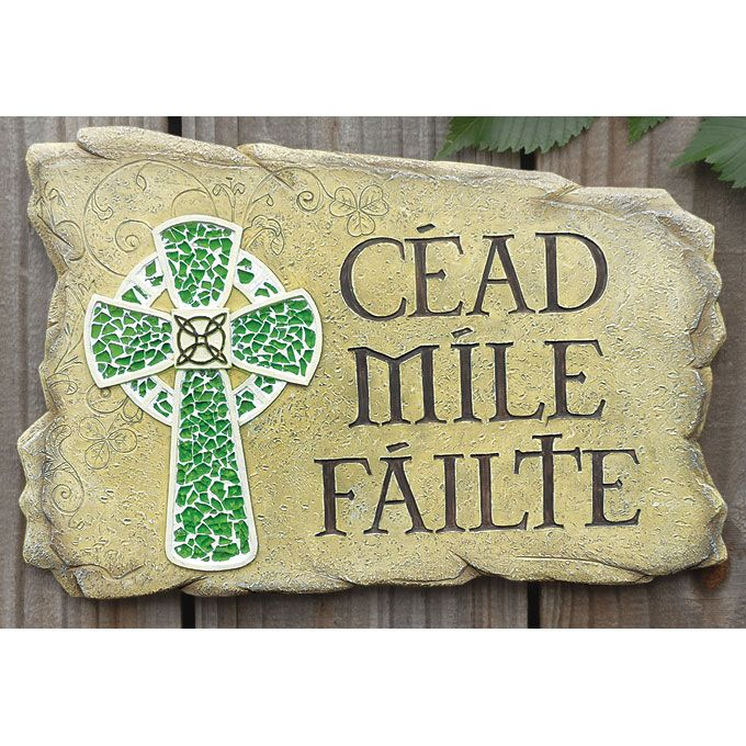 Cead Mile Failte - 100,000 Welcomes #Ireland