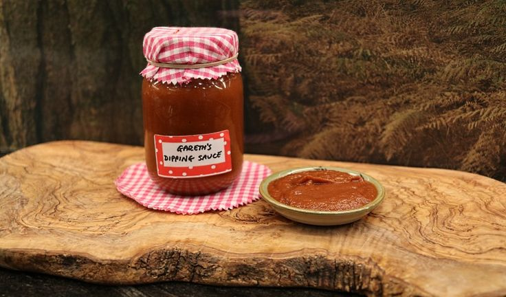 Gareth's Tamarind and Date Dipping Sauce