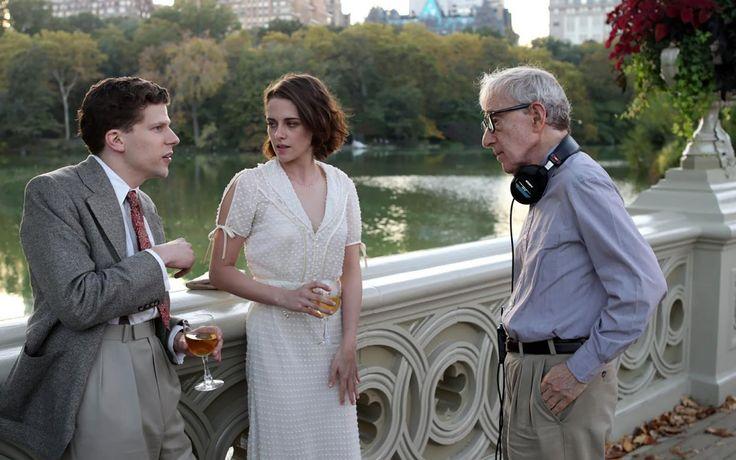 Café Society, le dernier film de Woody Allen est en Ouverture du 69e Festival International du Film de Cannes.