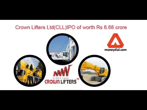 Crown Lifters Ltd (CLL) IPO