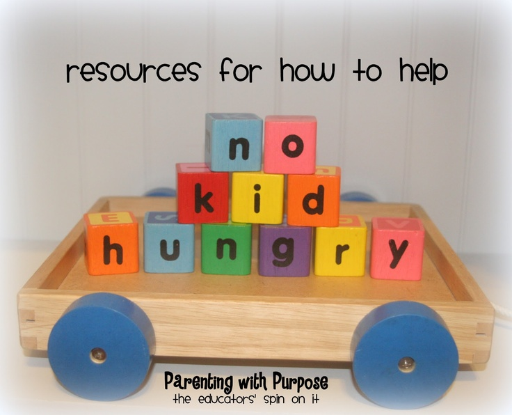 Join Moms Fighting Hunger: Our reflections of how a  group of Mom Bloggers became a voice for No Kid Hungry in our Snapshots of Parenting with Purpose at The Educators' Spin On It.  {How can you reach out into your community to help hungry children?  Share}