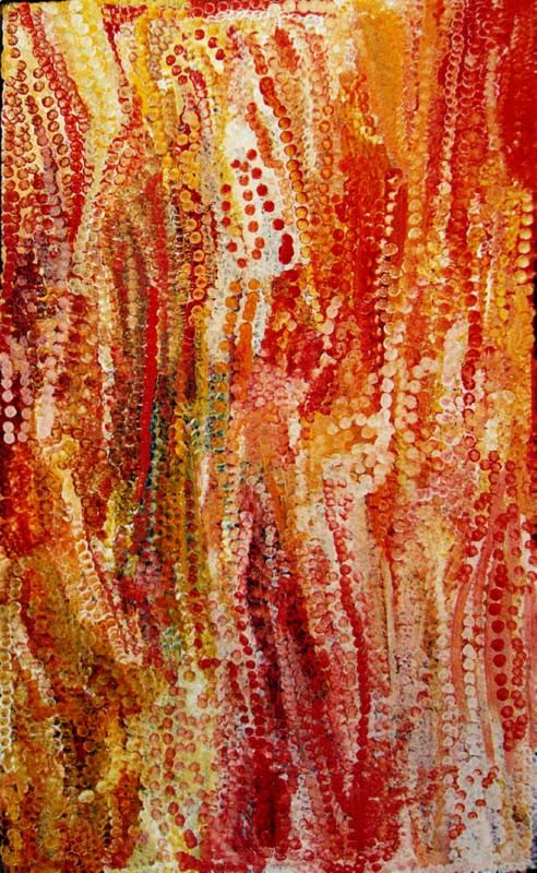 Untitled, 1995, Emily Kame Kngwarreye