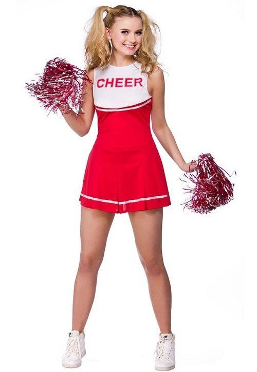 High School Cheerleader - The Costume Shop