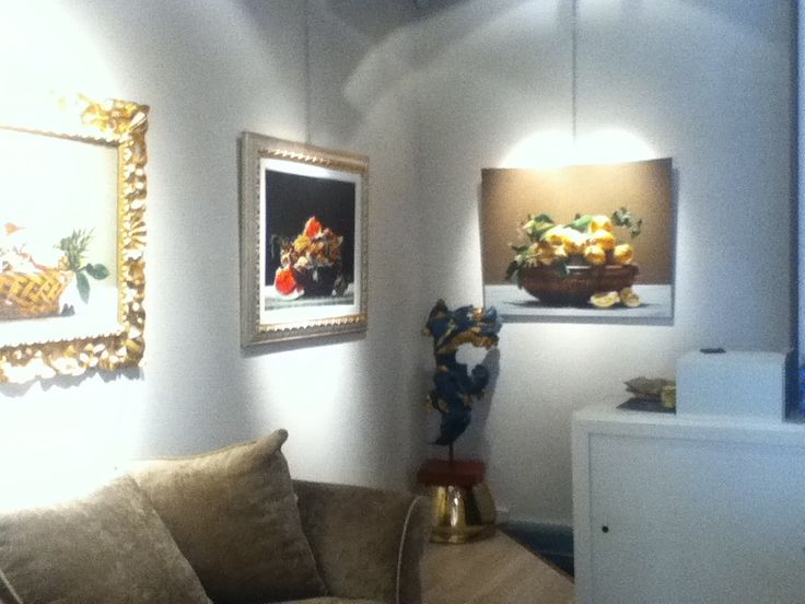 My last art exhibition in Cortina d'Ampezzo (Italy), Bottega d'arte Gallery.   www.enricabarozzi.it