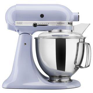 KitchenAid KSM150PSLR Lavender 5-quart Artisan Tilt-head Stand Mixer **with Rebate**