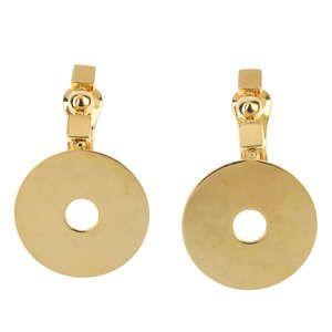 LOT:250   BULGARI - a pair of ear pendants.