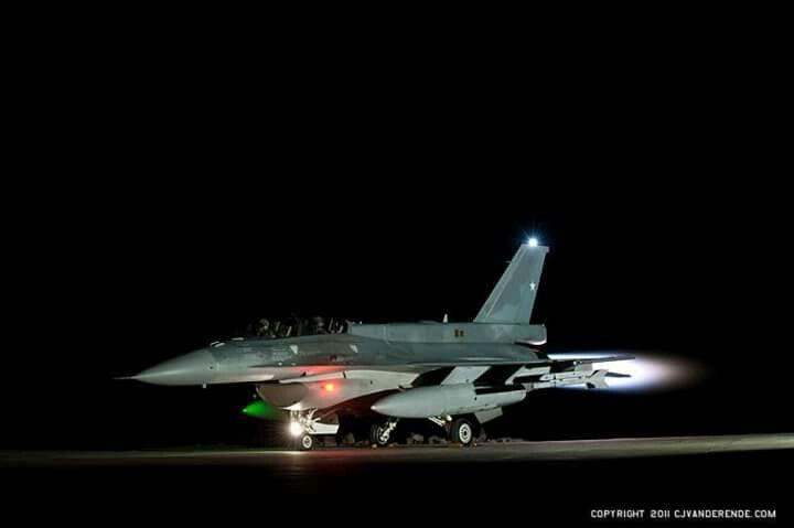 Lockheed F-16DJ Fighting Falcon
