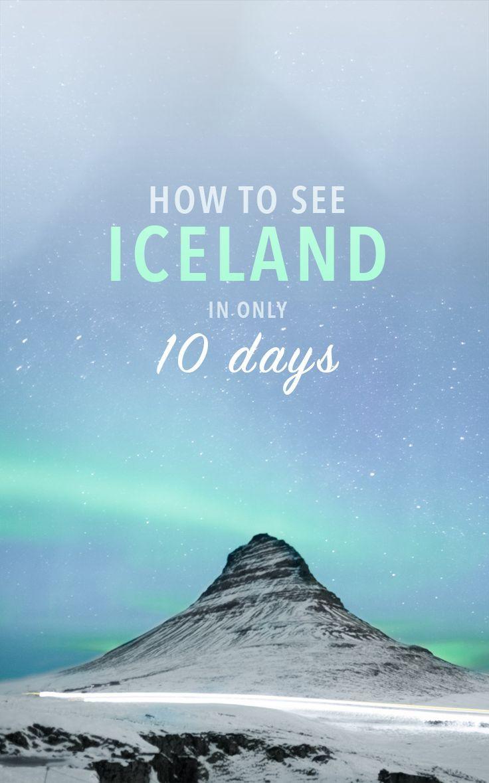 Island Reisetipps und Reiseführer für eine Rundreise durch Islands Ring Roa